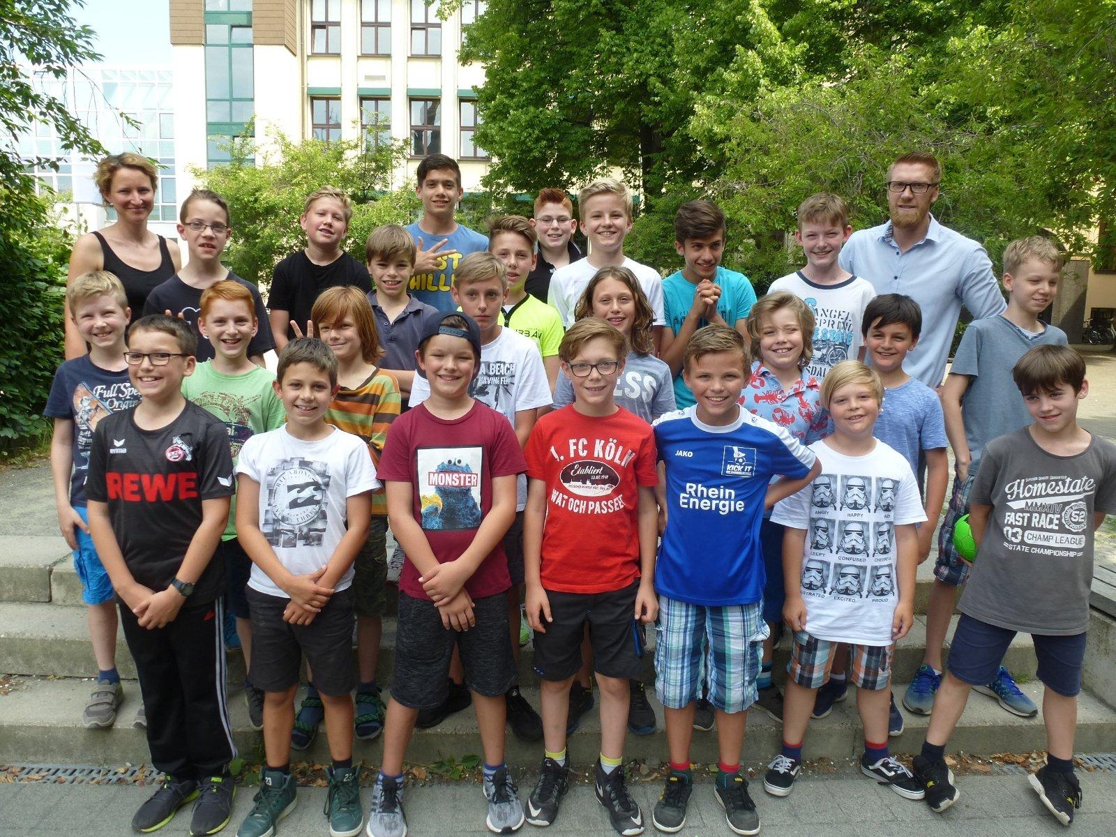 Ursulinen Realschule Köln